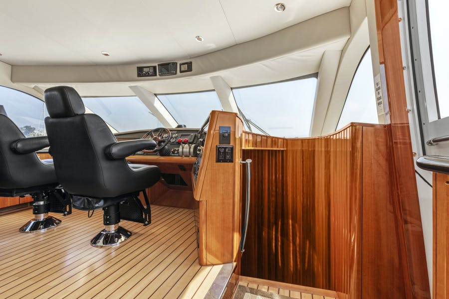 Details for RILASSARI Private Luxury Yacht For sale