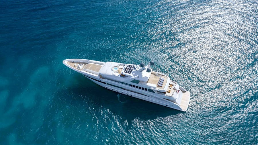Features for ROCK.IT Private Luxury Yacht For sale