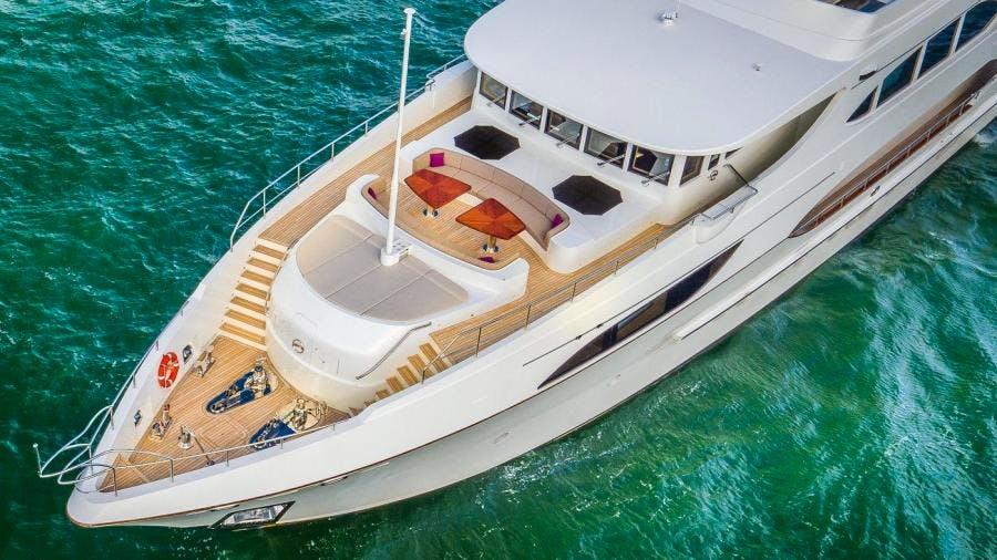 Tendar & Toys for SWEET CAROLINE Private Luxury Yacht For charter