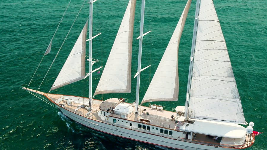 Features for LORETTA Private Luxury Yacht For sale