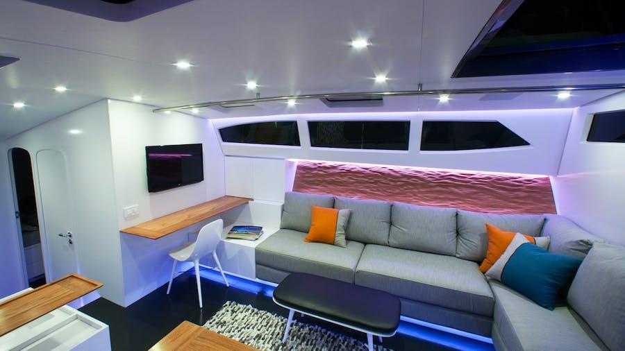 AANDEEL Yacht