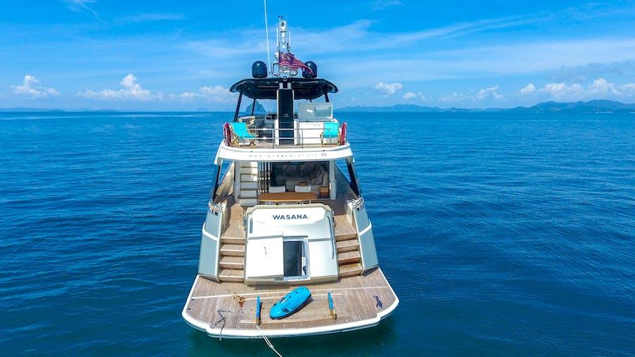 Wasana Yacht
