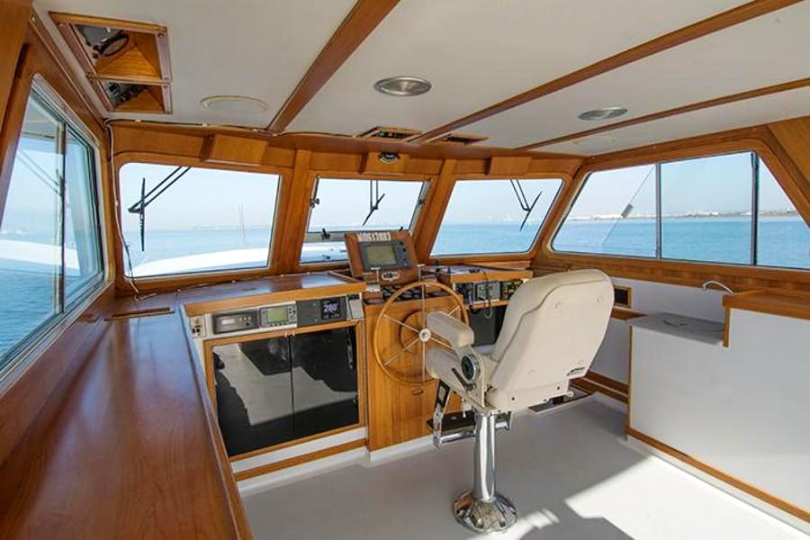 Details for ISLANDER Private Luxury Yacht For sale