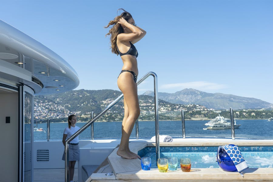 Details for ILLUSION PLUS Private Luxury Yacht For sale