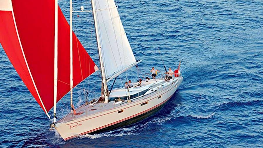 CNB77  Yacht