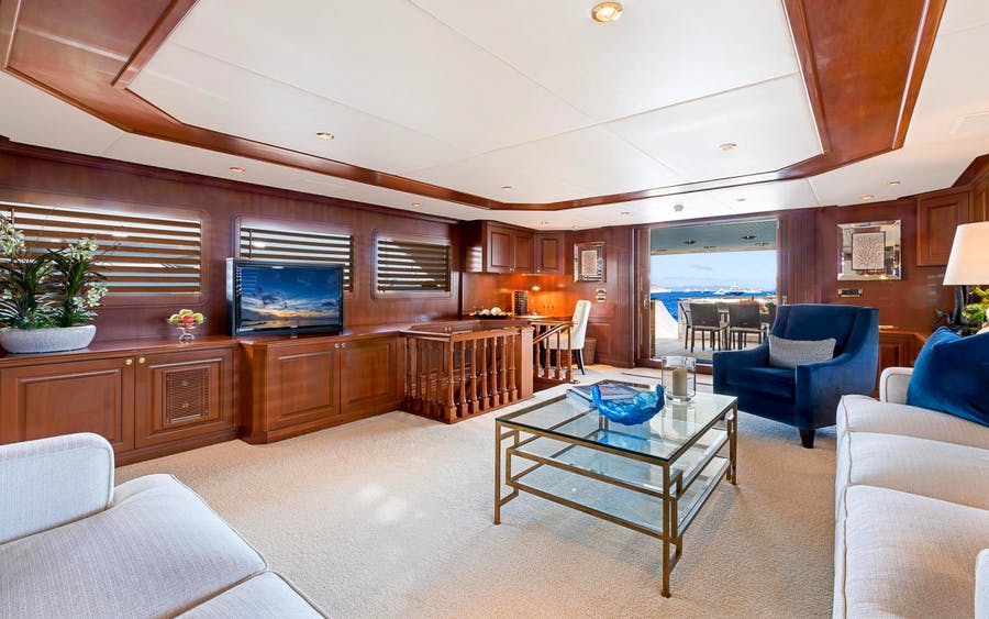 Features for PRAXIS Private Luxury Yacht For sale