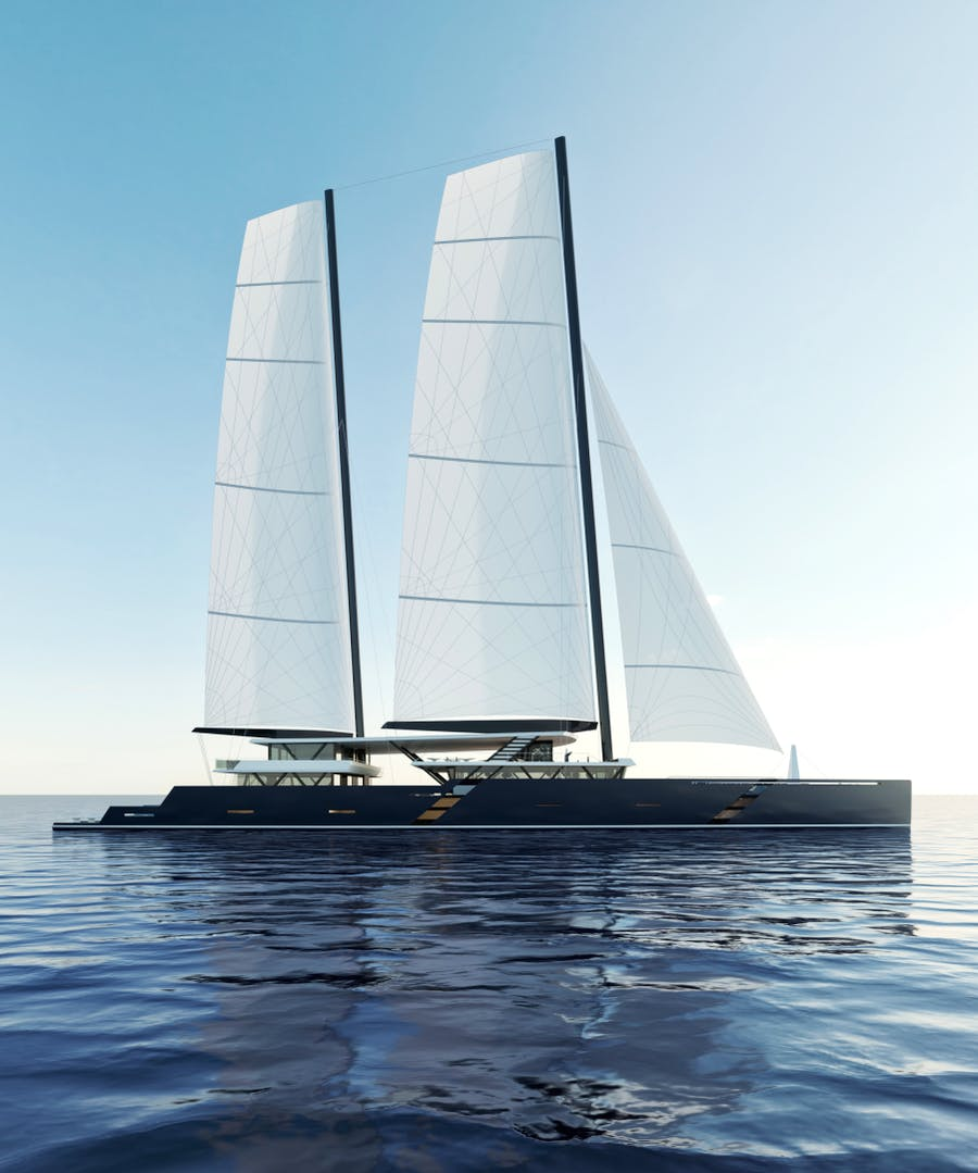 Details for SEA VOYAGER 223 Private Luxury Yacht For sale