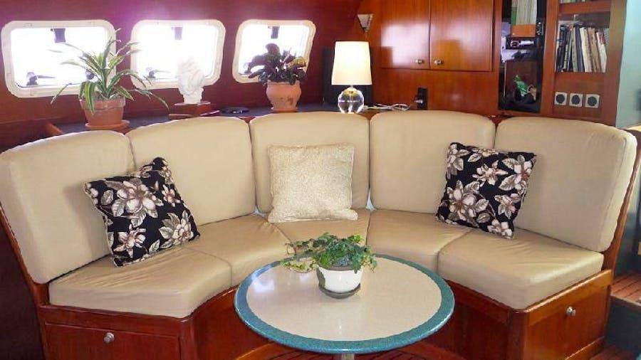 MISS ELIZABETH Yacht