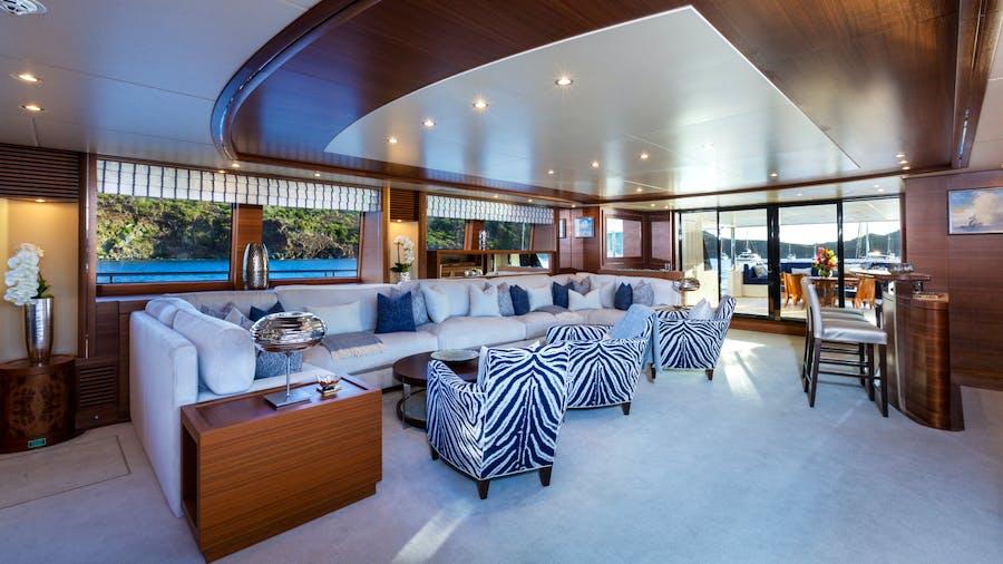 BALISTA Yacht