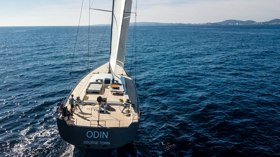 Details for ODIN  Private Luxury Yacht For sale