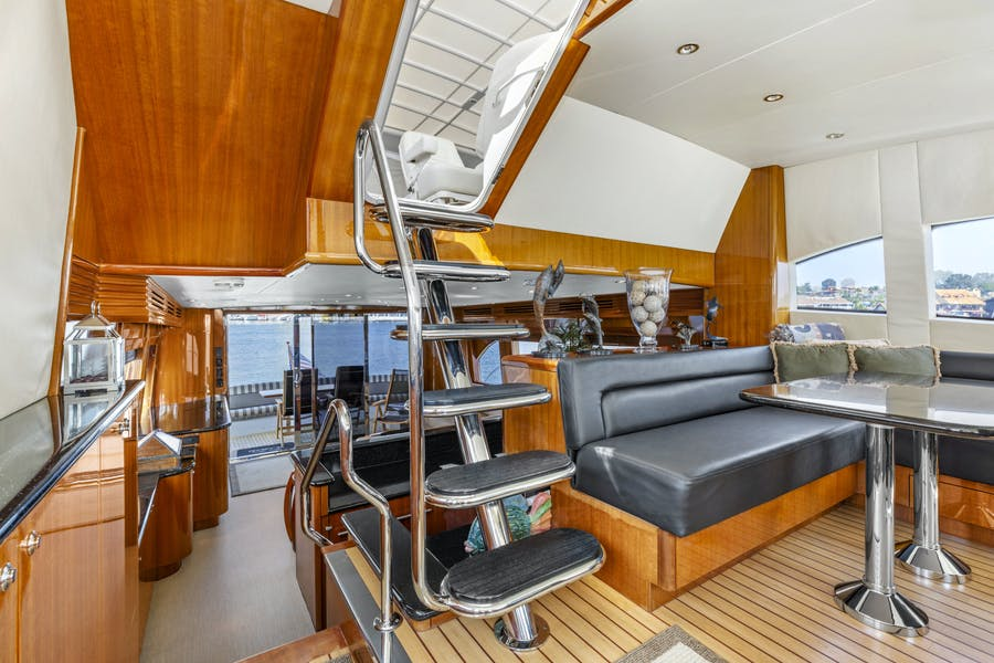 Features for RILASSARI Private Luxury Yacht For sale