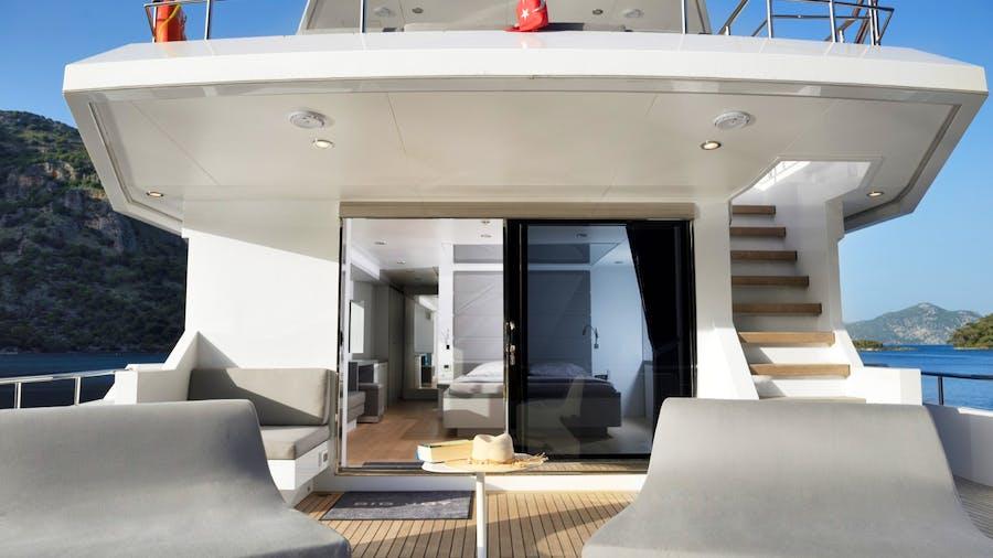 BIG JOY Yacht
