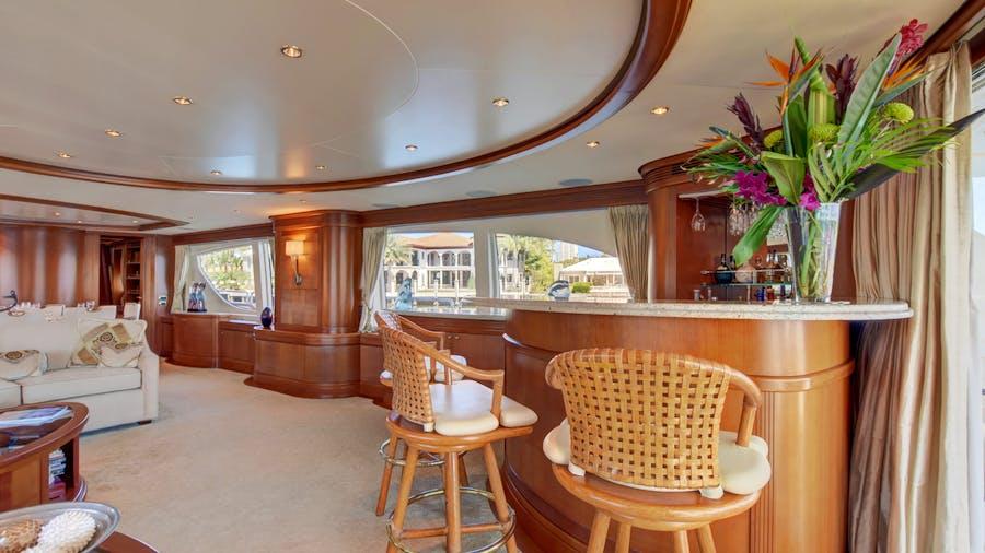 SIN OR SWIM Yacht