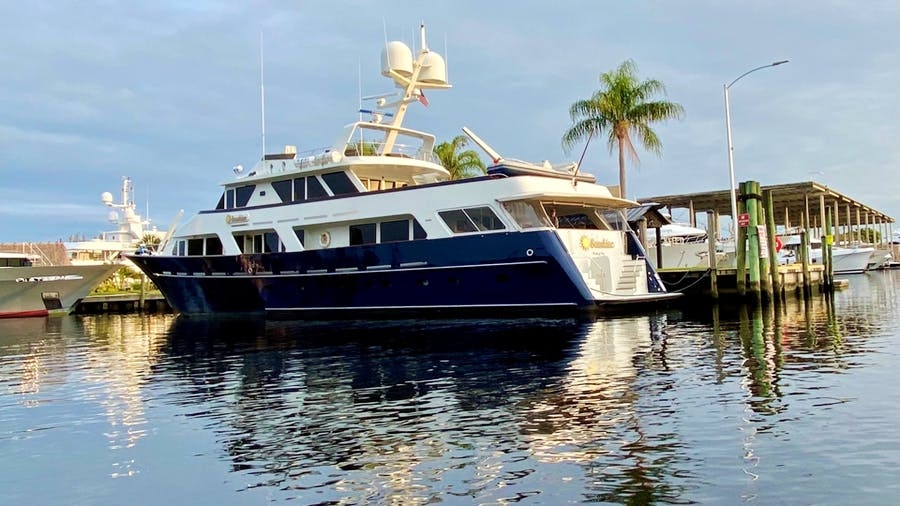 Details for SUNSHINE Private Luxury Yacht For sale