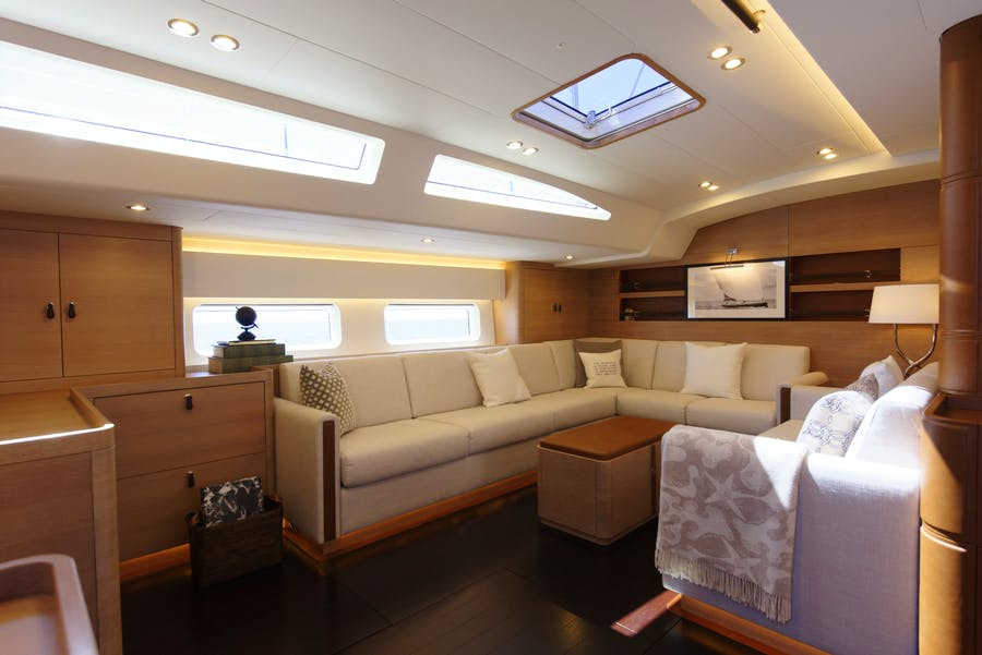 Features for SHAMANNA Private Luxury Yacht For sale