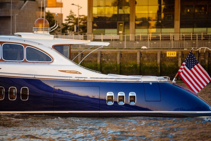 Features for ALMOST HEAVEN Private Luxury Yacht For sale