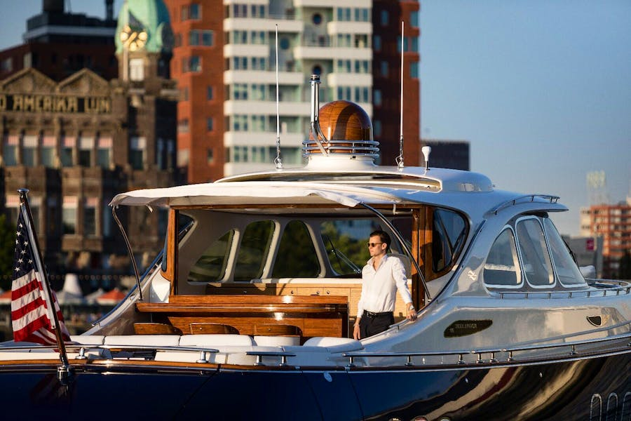 Details for ALMOST HEAVEN Private Luxury Yacht For sale
