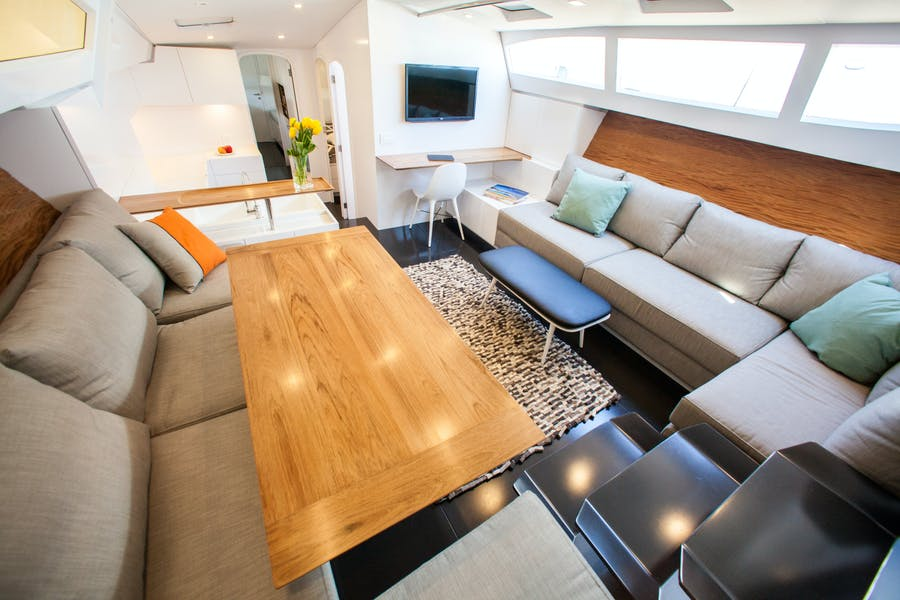 Features for AANDEEL Private Luxury Yacht For sale
