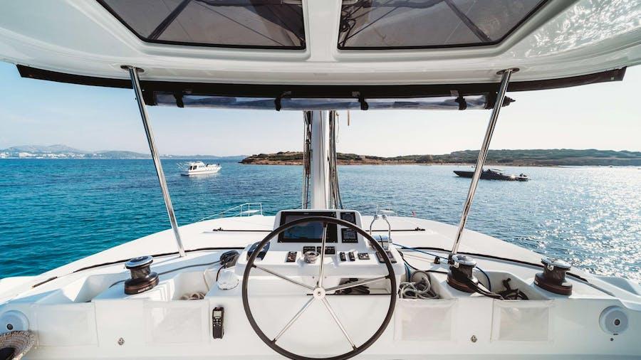 ANDARE AVANTI Yacht