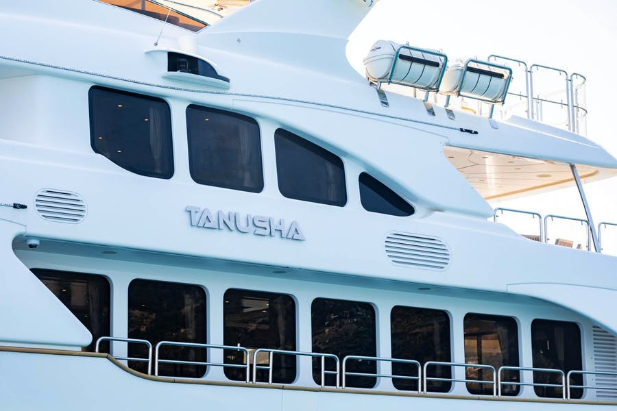 Details for TANUSHA Private Luxury Yacht For sale