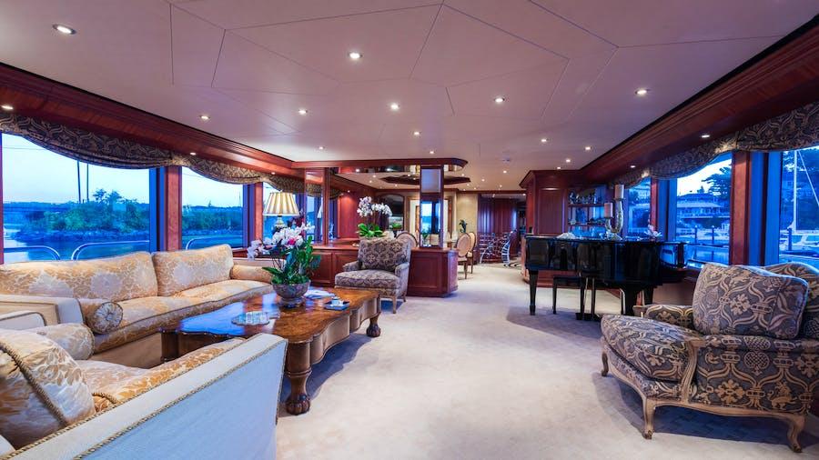 SHOGUN Yacht
