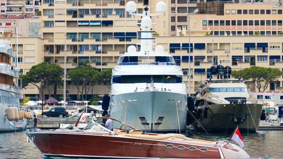 VISIONNAIRE Yacht