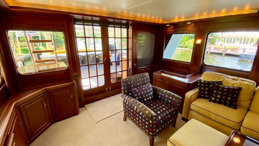 HALCYON DAYS Yacht