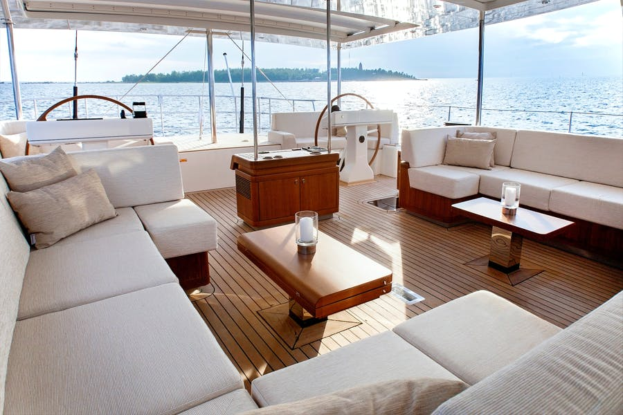 Details for CHILD OF LIR  Private Luxury Yacht For sale