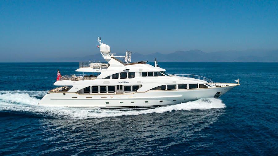 TANUSHA Yacht