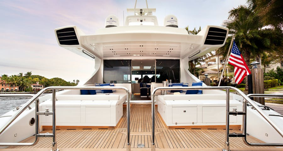 Features for MY TOY Private Luxury Yacht For sale