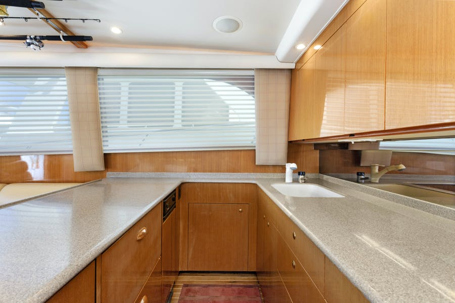 Details for ROCKETSHIP Private Luxury Yacht For sale