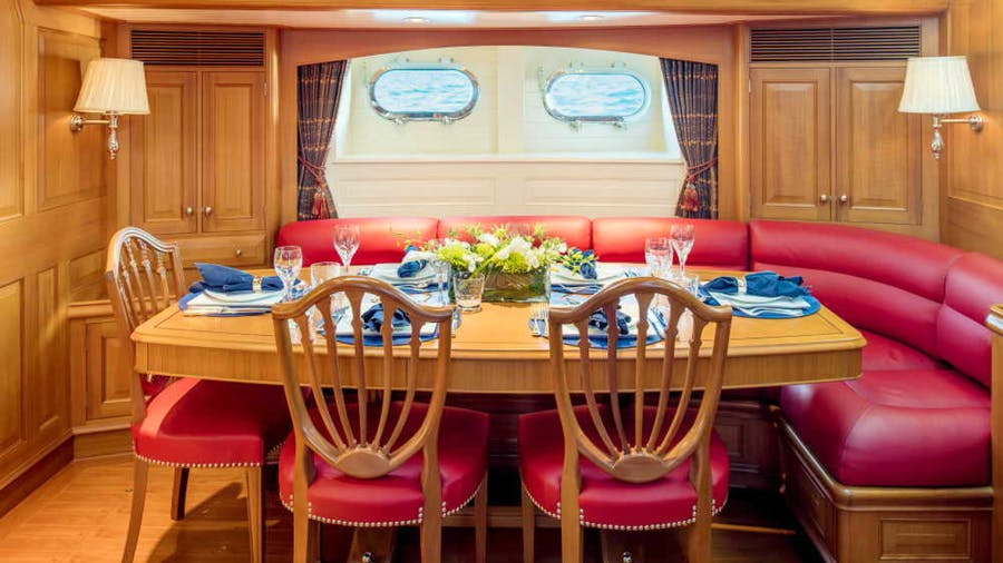 BLUE TOO Yacht