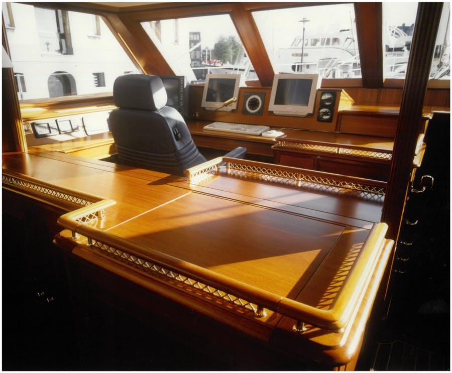Features for ANAKENA Private Luxury Yacht For sale