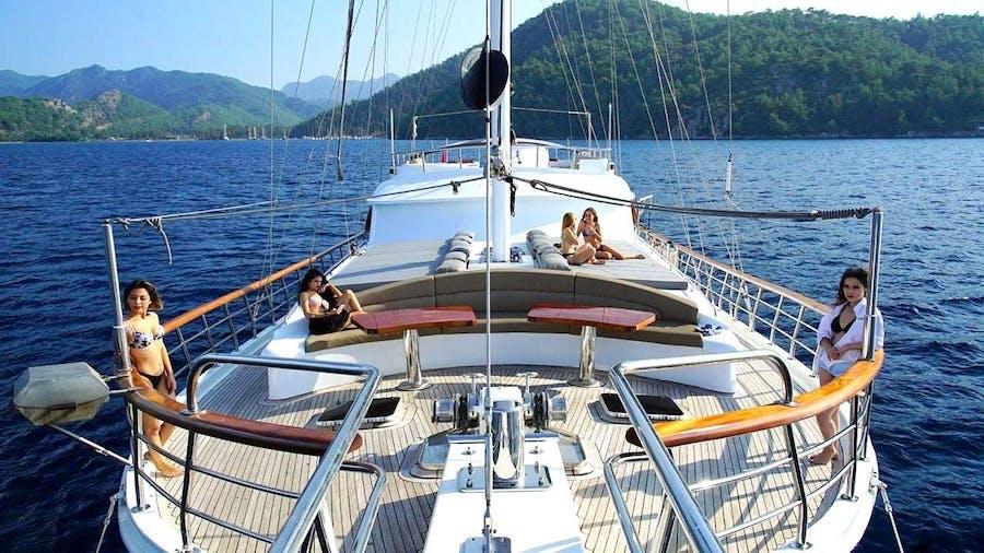 SADIYE HANIM Yacht