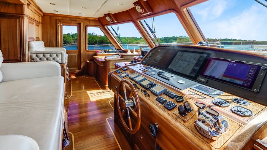 CHANSON II Yacht