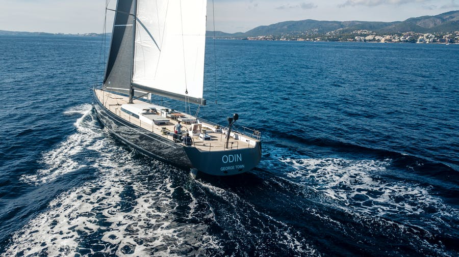 Features for ODIN  Private Luxury Yacht For sale