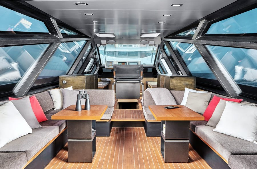 Details for AIFOS Private Luxury Yacht For sale
