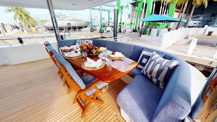 WONDER Yacht