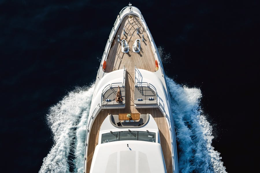 Details for ALTAVITA Private Luxury Yacht For sale