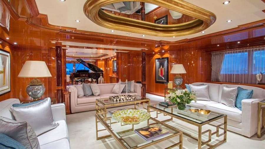 DOUBLE DOWN Yacht