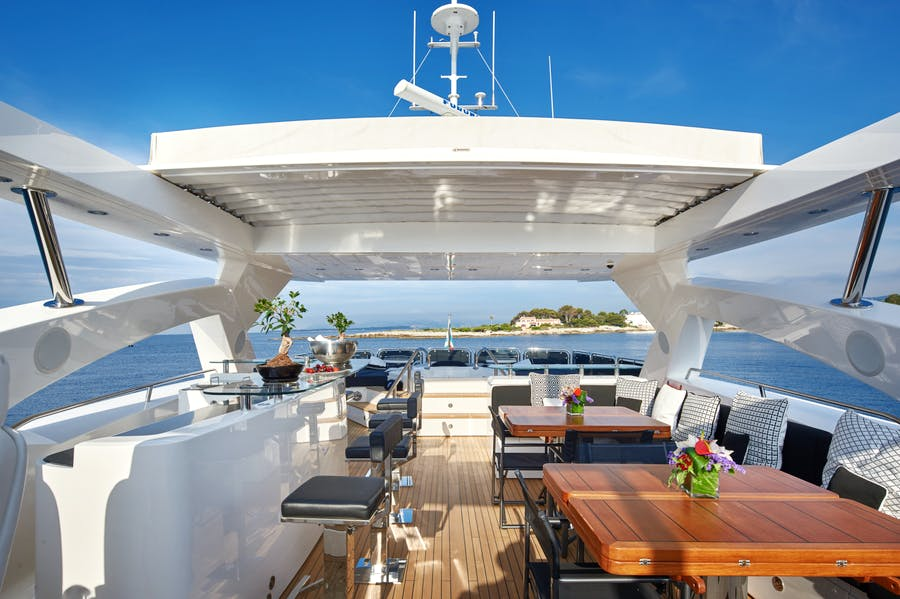 Details for BLACK AND WHITE Private Luxury Yacht For sale