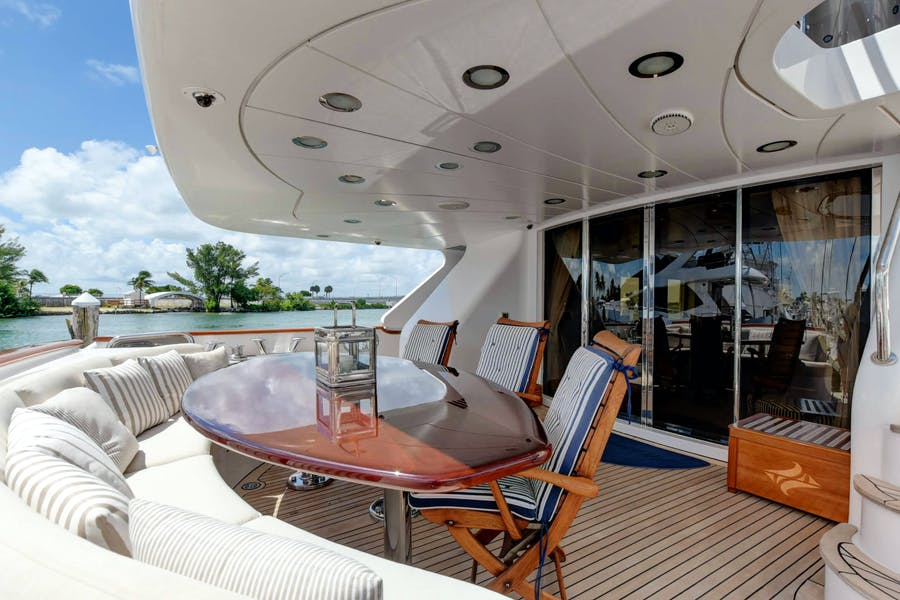 Details for PARADIGM Private Luxury Yacht For sale