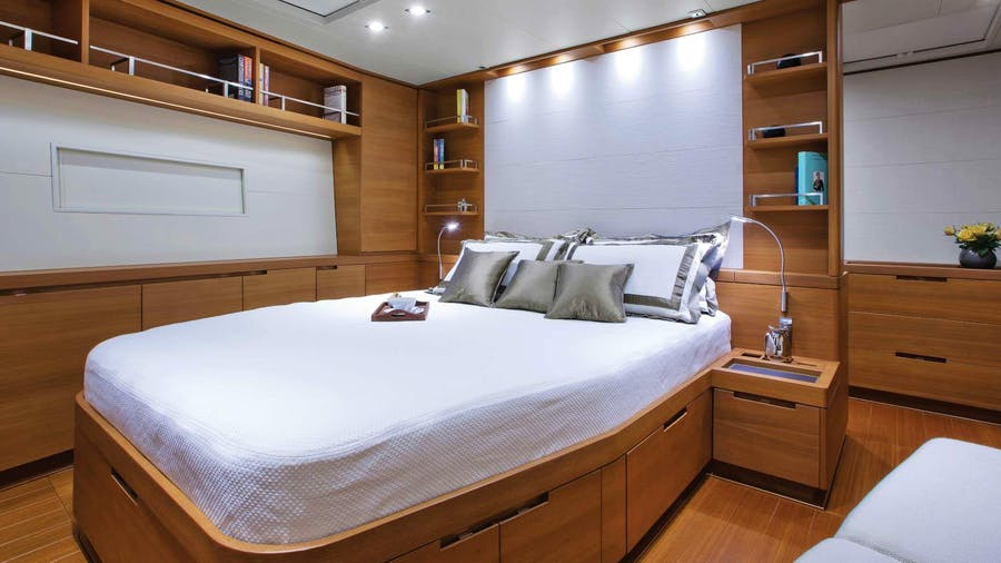 ARAGON (ex WINDFALL) Yacht