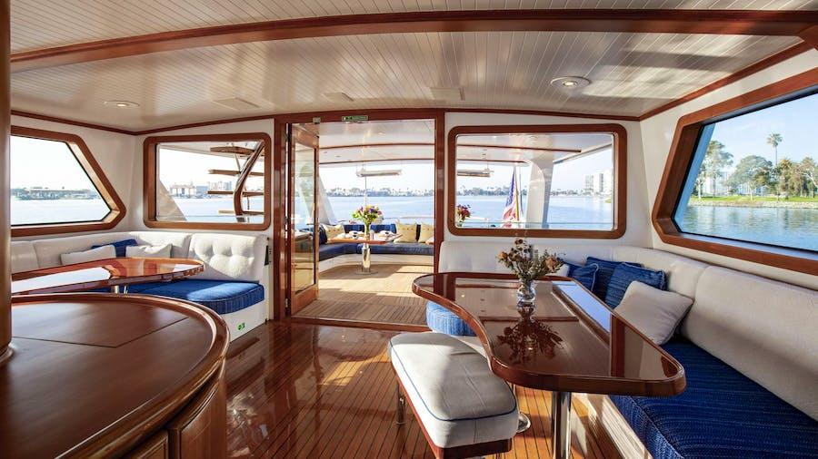 S/Y Kaori Yacht