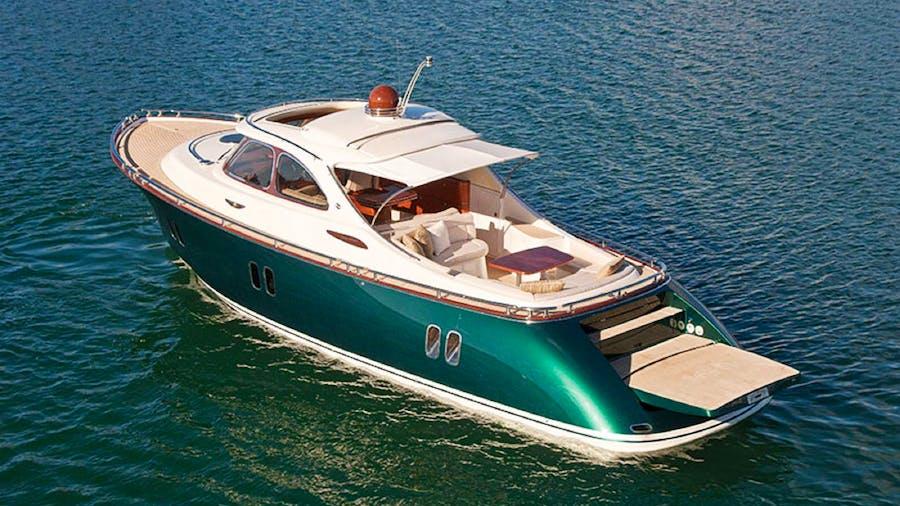 GUCCI Yacht