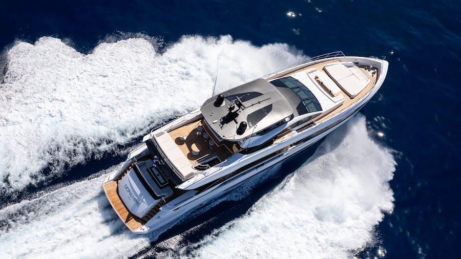 DOPAMINE Yacht