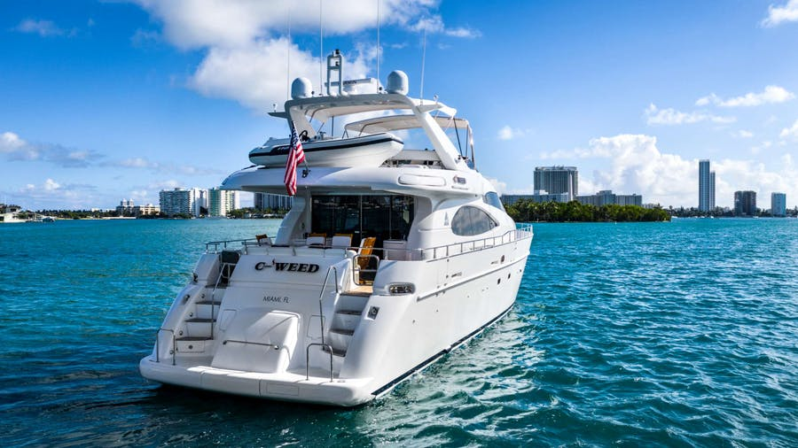 C-WEED Yacht