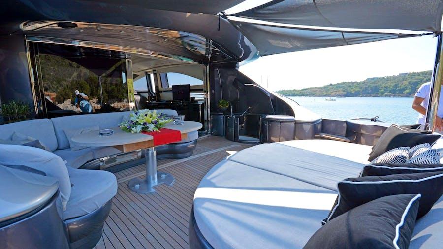 CELINE Yacht