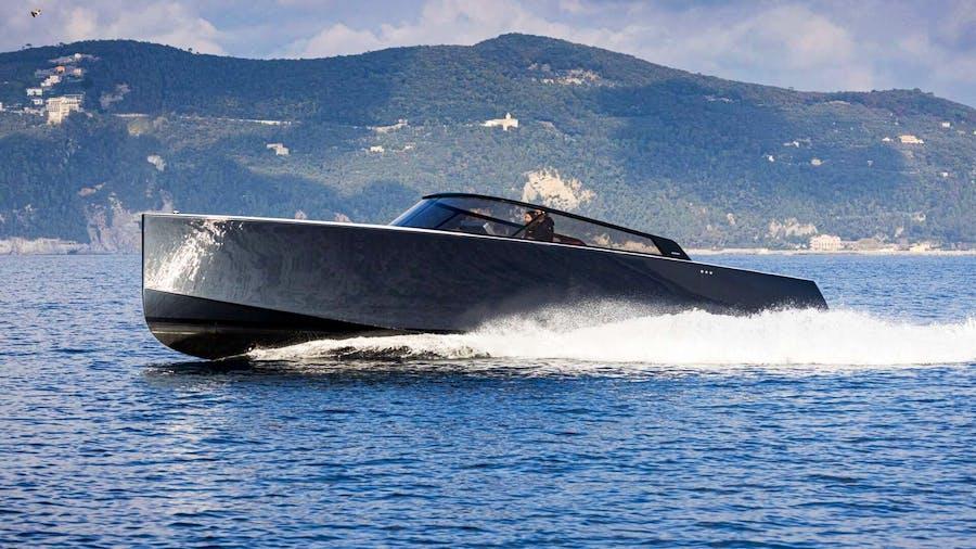 48 Van Dutch  Yacht