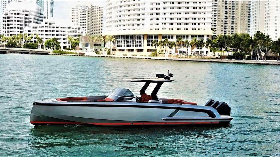 Money Penny  Yacht